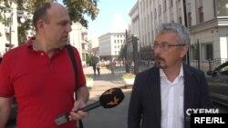 Олександр Ткаченко: у папочках були біографії кандидатів