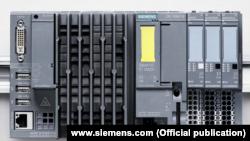 Программируемый логический контроллер Siemens