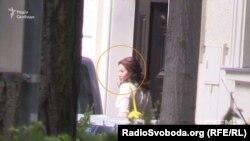 Жінка, схожа на дружину олігарха Фірташа Ладу