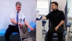 Ваша Свобода | Зеленський і Порошенко на «Олімпійському». Про що будуть дебати?