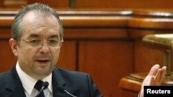 Премьер-министр Румынии Эмиль Бок