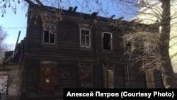 Доходный дом Кирикова (уже снесенный) в Иркутске