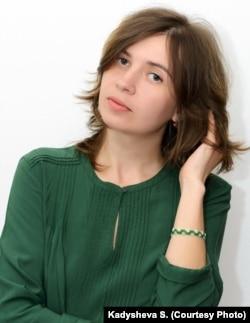 Елена Заславская (фото Светланы Кадышевой)
