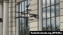 Львов. Пальма Мерцалова из Донецка