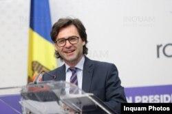 Ministrul de externe al R. Moldova, Nicu Popescu la București, 1 iulie 2019