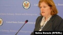 آن ریچارد، دستیار وزیر خارجه آمریکا در امور جمعیت و مهاجران