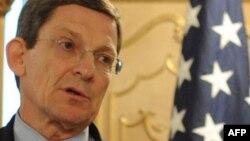 U.S. special regional envoy Marc Grossman
