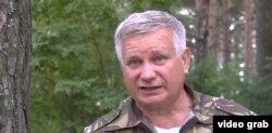 Бывший военный Валерий Горбунов