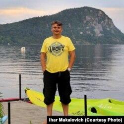Канадзкі беларус Ігар Макаловіч