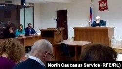 Суд по делу Цкаева (архивное фото)