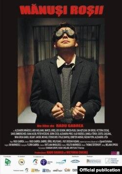 """""""Mănuşi roşii"""" (afişul filmului)"""
