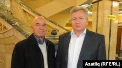 Әбелхәер Сафиуллин(с) һәм Урал Гыйрфатуллин