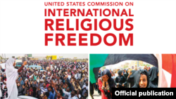 The 2019 annual report of the U.S. Commission on International Religious Freedom (USCIRF)
