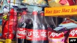 """В мусульманском мире """"Кока-Кола"""" всегда была хорошо знакомым и популярным продуктом"""