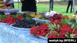 """Ысык-Көлдө өткөн """"Карагат"""" фестивалы, 10-август, 2013-жыл"""