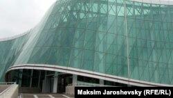 Здание министерства внутренних дел Грузии. Иллюстративное фото.