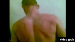 A Tajik inmate who alleged torture in prison.