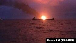 Incidenti në Detin e Zi