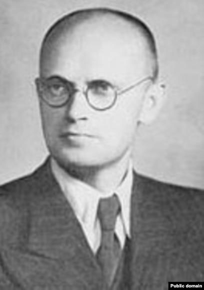 Володимир Кубійович, один із прихильників створення дивізії «Галичина»