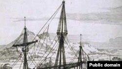 Только в акватории Кадиса затонули 720 кораблей, в том числе знаменитые галеоны — корабли-крепости