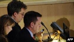 Delegația americană la dezbaterile de la Unesco