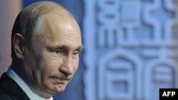 Президент Росії Володимир Путін (листопад 2014 року)