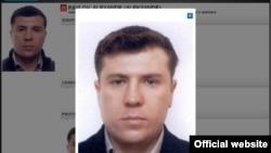Олександр Павлов, фото з сайту Інтерполу