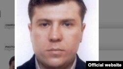 Объявленный казахстанскими властями в международный розыск Александр Павлов. Фото с сайта Интерпола.