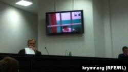 Судебное заседание по делу украинской летчицы Надежды Савченко в Ростове-на-Дону, 21 августа 2015 года
