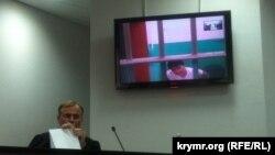 судове засіддання у справі Надії Савченко, 21 серпня 2015 року