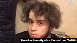 Абдулазиз Абдулазизов, обвиняемый в убийстве следователя по особо важным Евгении Шишкиной