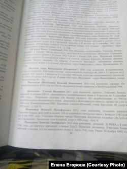 Выписка о рядовом Леонтии Панасенко