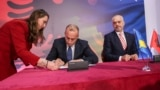 Albania: Prime Minister of Kosovo, Ramush Haradinaj and Prime Minister of Albania, Edi Rama sign agreements between two governments