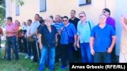 Ratni veterani iz BiH, Hrvatske i Srbije