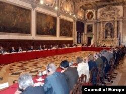 Venesiya Komissiyasının iclası