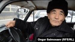 Байқоңыр тұрғыны Сейітжан Шүкіров. Қызылорда облысы, 3 желтоқсан 2015 жыл.