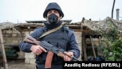 Azerbaijan Menunjukkan Wartawan Wilayah yang Direbut Kembali Dekat Nagorno-Karabakh