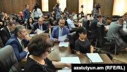ԱԺ հանձնաժողովը բացասական եզրակացություն տվեց «Ելք»-ի առաջարկին