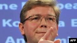 ЕУ комесарот за проширување Штефан Филе