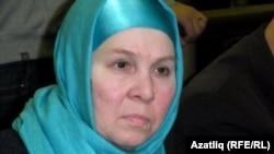 Tatar activist Fauzia Bayramova