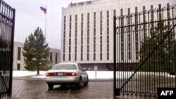سفارت روسیه در واشینگتن