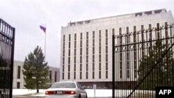 Освежающая прохлада в любое время года. Посольство РФ в США