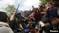 اما در دو ماه اول سال جاری میلادی تنها در بخش مهاجرین که به یونان رفتهاند که از جمله ۳۰ درصد شان را افغانها تشکیل میدهد.