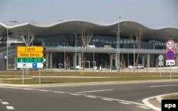 Аэропорт имени Франьо Туджмана. Загреб, март 2017