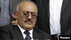 Ali Abdullah Salehiň möhletiniň dolmagy mümkin.