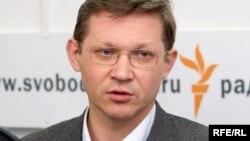 Лидер Республиканской партии Владимир Рыжков на Радио Свобода.