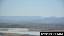 Тайганське водосховище поруч із Білогірськом