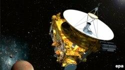 Зонд New Horizons запустили у 2006 році