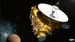 2015 року зонд допоміг отримати більше інформації про карликову планету Плутон