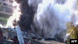 Бомбардирањата во Хомс